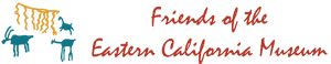 Friends of the Eastern California Museum Logo